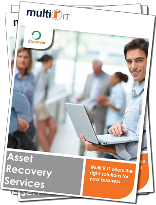 IT Asset Recovery brochure